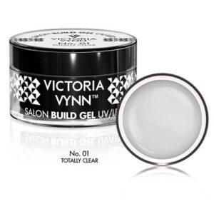 Victoria Vynn Гель Будуючий Totally Clear, 50мл